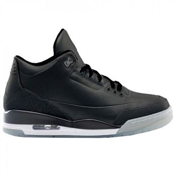 save off f43f6 1830e 631603-010 Air Jordan 3 Retro 5Lab3 Black Black