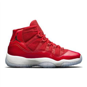 Men s Air Jordan 11 Gym Red (Win Like 96) Gym Red White a975895a155c