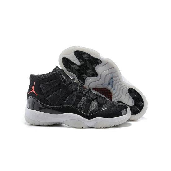 cafe2e1aef2b14 Authentic 378037-002 Air Jordan 11 Retro Black Gym Red-White-Anthracite (Men  Women)